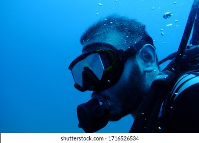 photos taken while scuba diving