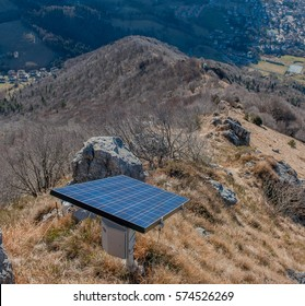 Photovoltaic panel isolated