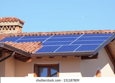 Photovoltaic panels - Solar energy