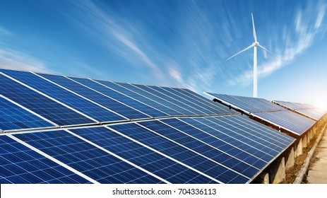Photovoltaic power plants and remote wind turbine generators
