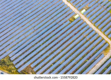 Photovoltaic power station in hangzou china