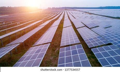 Solar Power Plant Images Stock Photos Vectors Shutterstock