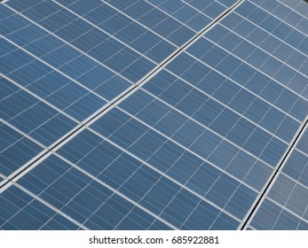 Photovoltaic system on a roof