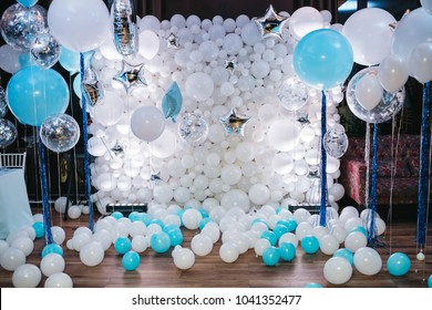 Balloon Decorations Images Stock Photos Vectors