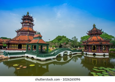 Phra Kaew Pavilion in Thailand