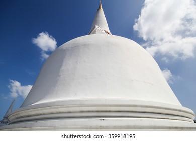 Phra Mahathat Woramahawihan temple, Nakhon Si Thammarat, Thailand