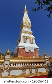 Phra That Phanom chedi, Nakorn Phanom,Thailand