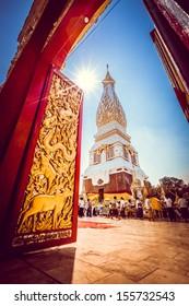 Phra That Phanom,Nakhon Phanom, Thailand
