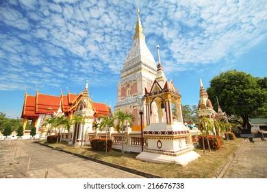 Phra That renu, nakhon phanom