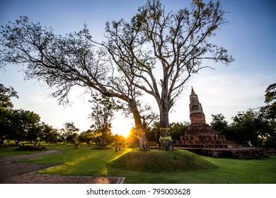 Phra That Yaku kalasin thailand