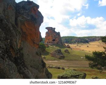 Phrygian Valley, Midas City Ruins