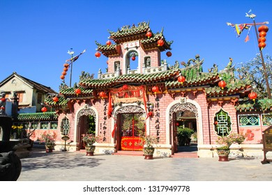 Phuc Kien Assembly Hall in Hoi An Ancient Town, Vietnam.