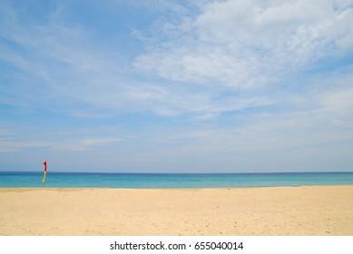 phuket Beach, summer, clear ocean