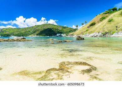 Phuket beach in summer, Thailand