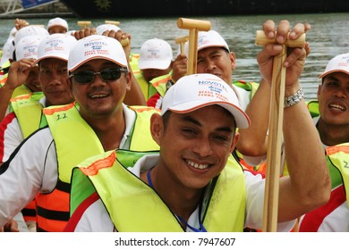 Phuket International Dragon Boat Challenge Series - EDITORIAL ONLY.