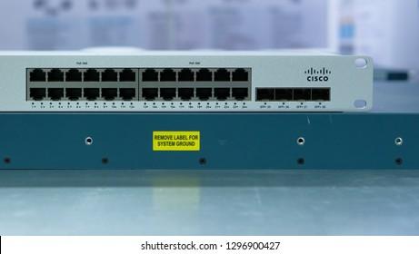 Cisco Switch Images, Stock Photos & Vectors | Shutterstock