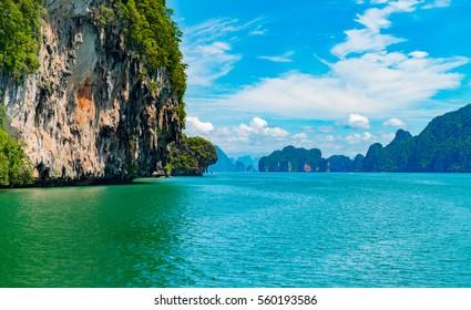 Phuket, Thailand Offshore Islands