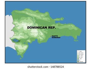 Physical Map Honduras Stock Illustration 149081576 Shutterstock