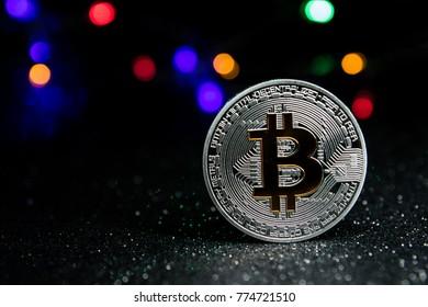 A Physical representation of a Bitcoin