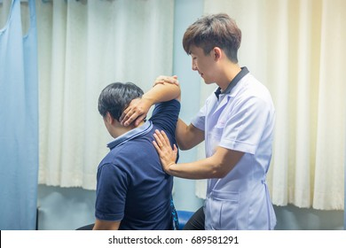 physical therapist is a primary care specialty in western medicine that, by using mechanical force and movements, Manual therapy, exercise therapy, electrotherapy .