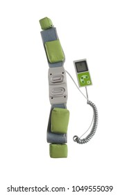 physiotherapeutic medical device for the neck