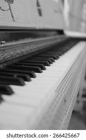 piano aging with grace