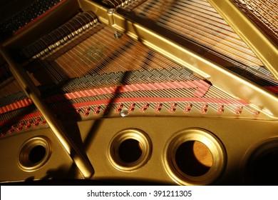 Piano strings 2