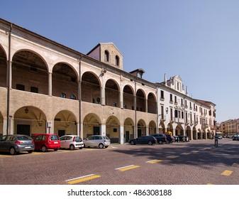 Piazza del Santo in Padova