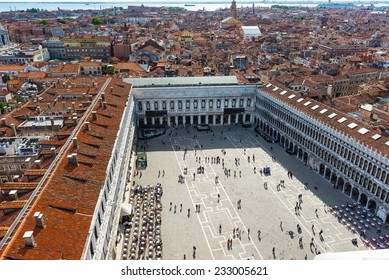 Piazza San Marco in Venice, Italy
