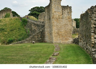 Pickering Castle - Yorkshire