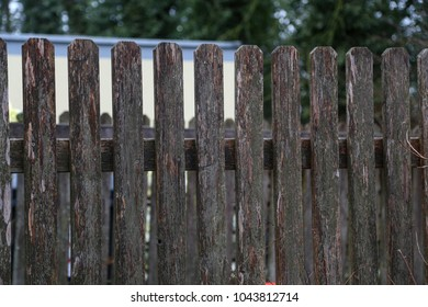 Picket fences  fence of the fence - the infield fence
