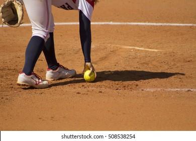 Picking Up Softball