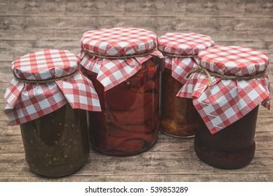 Pickle jar delight
