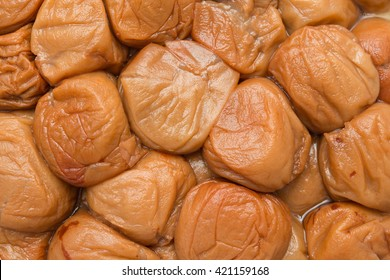 pickled Japanese apricot UMEBOSHI
