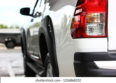 the pickup accessories for beautiful car