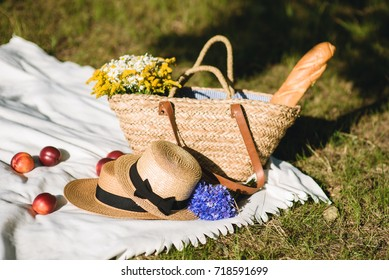 Picnic on the grass