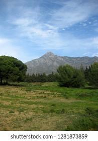 Pico de Concha, Marbella