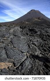 Pico de Fogo,cape verde, africa