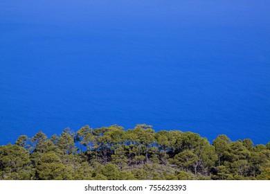 Pico de La Bandera, Gran Canaria