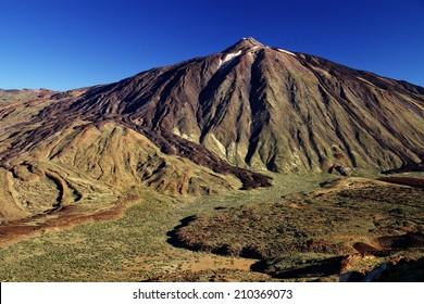 Pico del Teide, Spain's highest peak, Tenerife