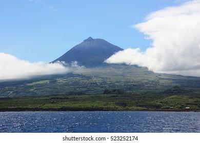 Pico Island  of the Portuguese Azores.
