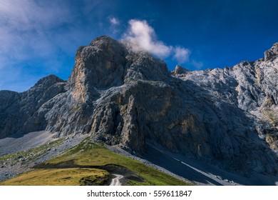 Picos de Europa mountains, Cantabria, Spain.