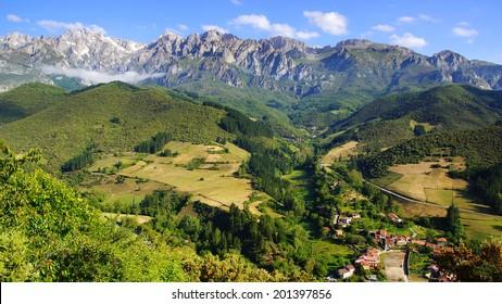 Picos de Europa National Park. Cantabria, Spain