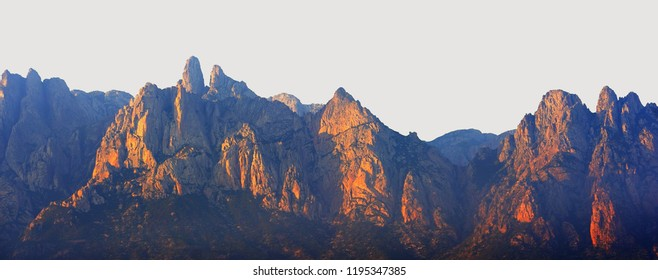 Pictorial mountains of the Socotra island, Yemen.