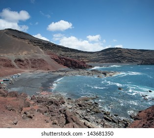 The picture belongs to a series of pictures from the holiday island of Lanzarote