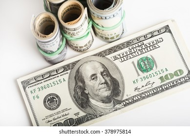 In the picture currency US dollar.