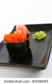 Picture of delicious gunkan