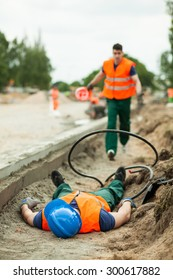 Picture of fatal injury in the workplace
