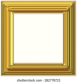 Picture frame generated texture
