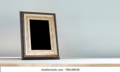 picture frame on Background vintage.